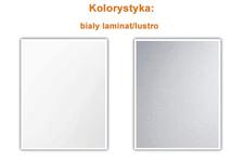 Szafa Alfa 180cm - biały mat