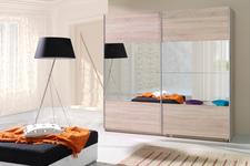 szafa Twister 2 - śliwa wallis z lustrem