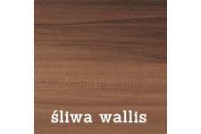szafa Vario - śliwa wallis z lustrem