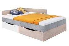 łóżko 120cm Sigma SI16