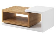 stolik Bota TYP97 biały/dąb grandson