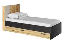 łóżko Qubic QB-12
