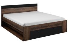 łóżko 180cm Beta dąb monastery