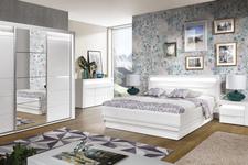 łóżko 180cm Irma IM-16 z pojemnikiem i stelażem