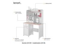 biurko LUNA LN-03