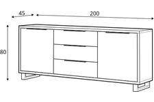 komoda Halle typ 25
