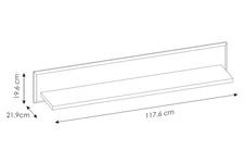półka Cortina TYP CNAP01
