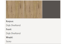 regał Shetland TYP 11