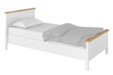 łóżko 90cm z materacem Story SO-08