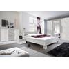 łóżko 180cm z szafkami nocnymi Vera typ 52 arctic pine jasny
