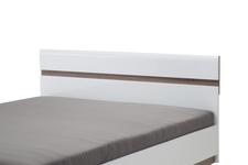 łóżko 140cm  Lionel z pojemnikiem i stelażem