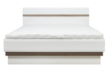 łóżko 160cm  Lionel z pojemnikiem i stelażem