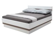 łóżko 180cm  Lionel z pojemnikiem i stelażem