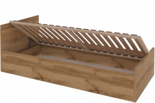 łóżko 90cm TAHOE TA-24/90