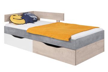 łóżko 90cm Sigma SI15