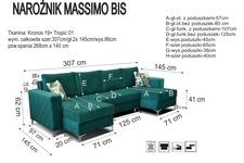 narożnik Massimo Bis