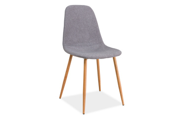 krzesło Fox szare