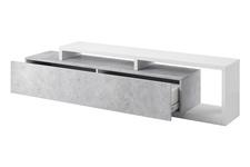 meblościanka Bota TYP09 biały/beton colorado