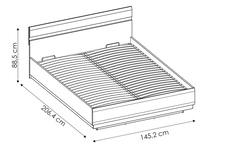 łóżko 140cm Linate TYP 97