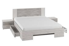 szuflady do łóżka Vera  arctic pine jasny