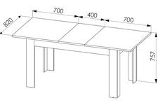 stół Artis 14