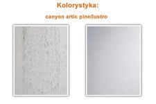 szafa Alfa 200cm canyon arctic pine