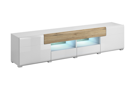 szafka tv Toledo 2494DW40 (+LED)