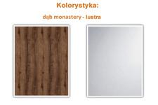 szafka Beta 22ZB1622 dąb monastery