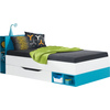 łóżko 90cm Mobi M18