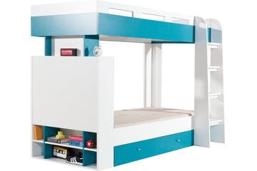 łóżko 90cm 2 osobowe Mobi M19